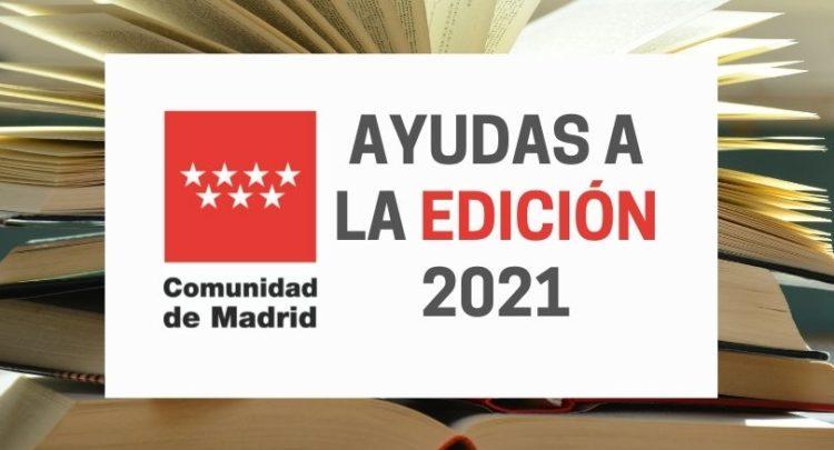 Ayudas de la Comunidad de Madrid para la edición de libros