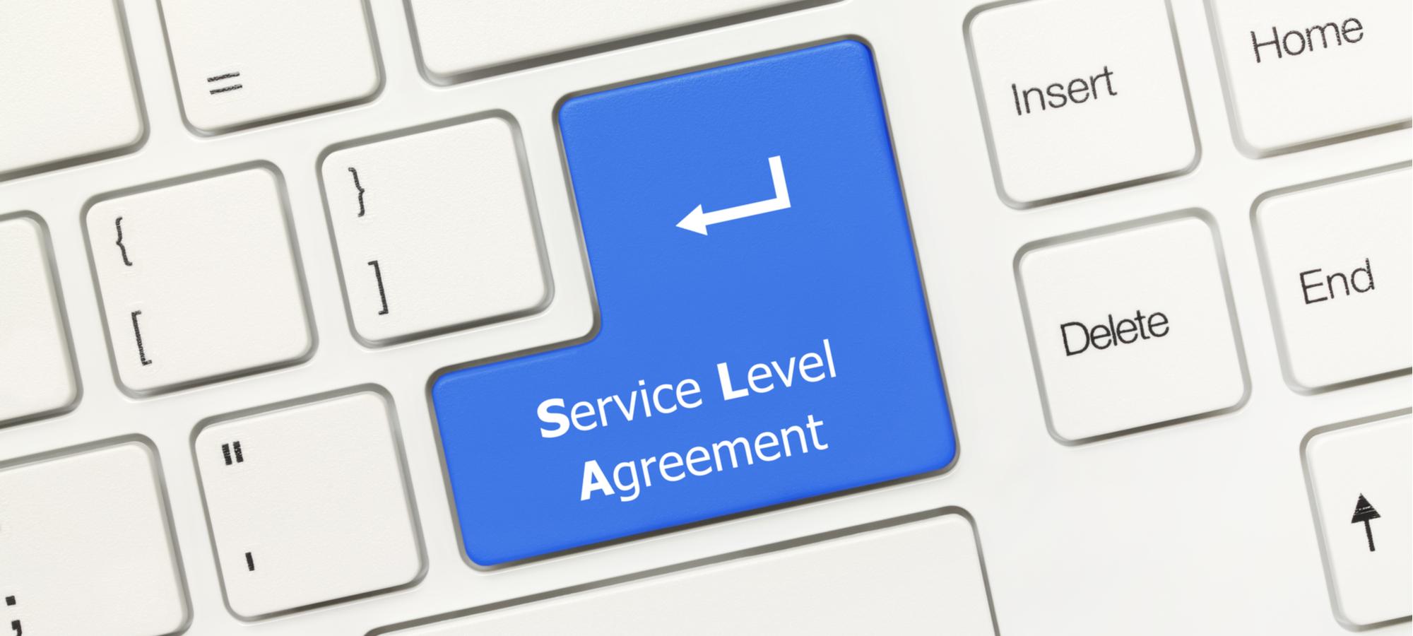 Servicio gestionado con SLA